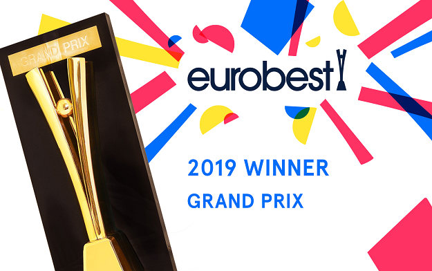 Serviceplan Celebrates 1 Grand Prix and 11 Awards at Eurobest 2019