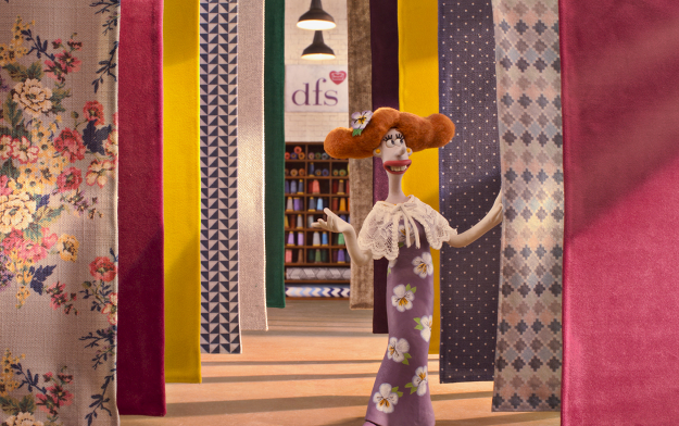 DFS partners with Wallace & Gromit for its Winter Sale campaign in the duo's 30th anniversary year