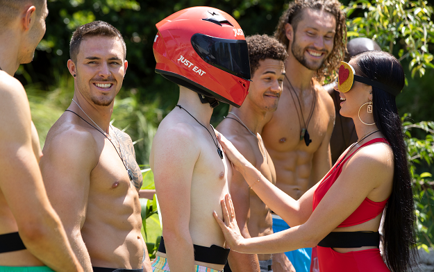 "Ad of the Day | Just Eat ""Gets Stuck In"" to First Love Island Sponsorship  with New Campaign"