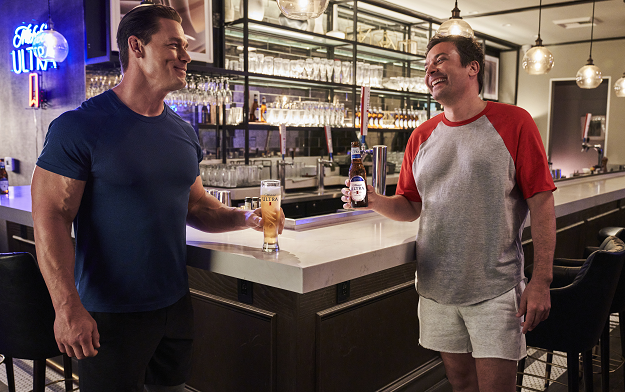 Ad of the Day | Michelob ULTRA Teams Up With Jimmy Fallon To Show America That Fitness Can Be Fun
