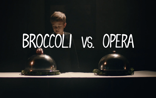 Thanks To Broccoli, Swedish Opera House Folkoperan Wins Over Kids