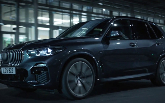 BMW Shines a Light on Their Plug-in Hybrids in New Campaign