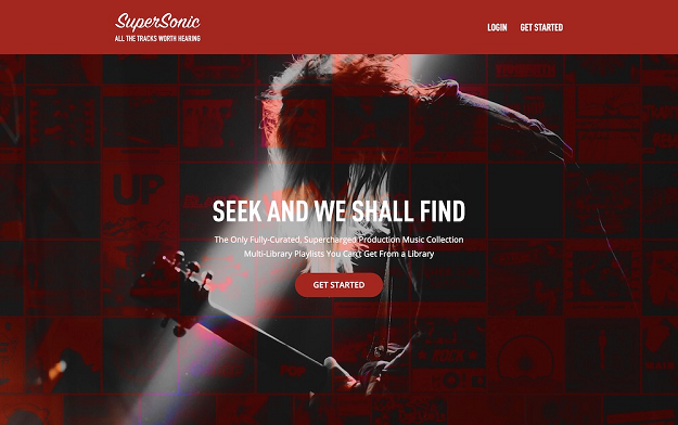 Seek+We Shall Find: Sonic Union Amps Up Free Music Search Resource SuperSonic