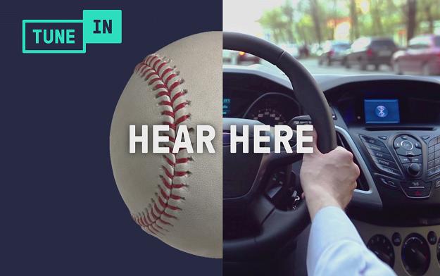"""TuneIn Launches New Brand Campaign """"Hear, Here"""" via barrettSF"""