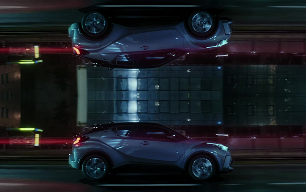 "247 x Radioaktive Film Helps Toyota ""Lead The Charge"" in Poland"