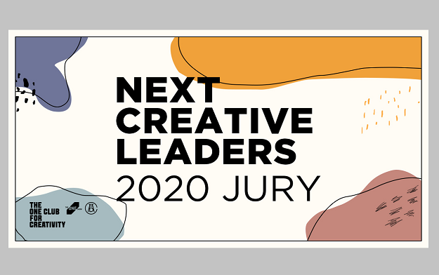 The One Club and 3% Movement Announce Global Jury For Next Creative Leaders 2020
