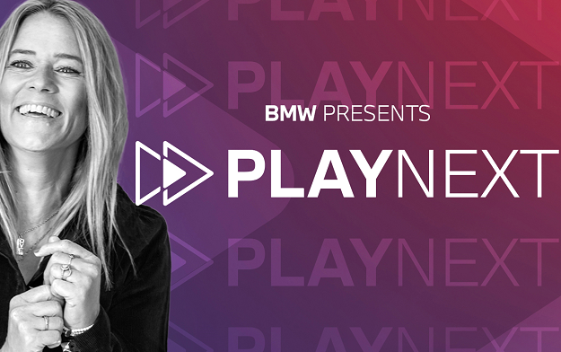 BMW UK Presents Play Next, a New Weekly Podcast Series Hosted by Edith Bowman