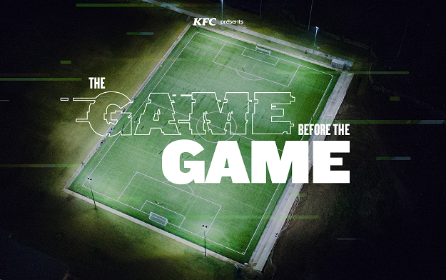 "KFC and Sid Lee Get Fans Back in the Game with ""The Match Before the Match"""