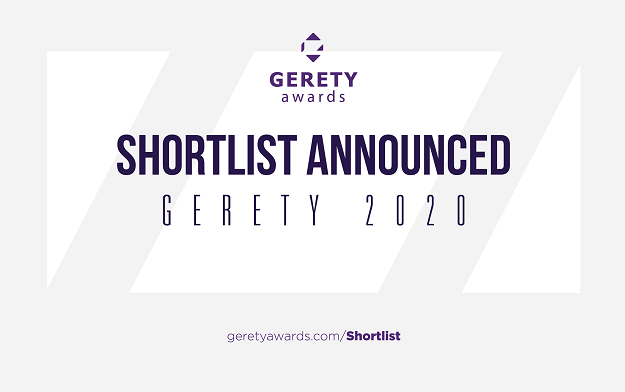 Gerety Awards 2020 shortlist announced: Doping Creative Agency from Armenia makes the CUT