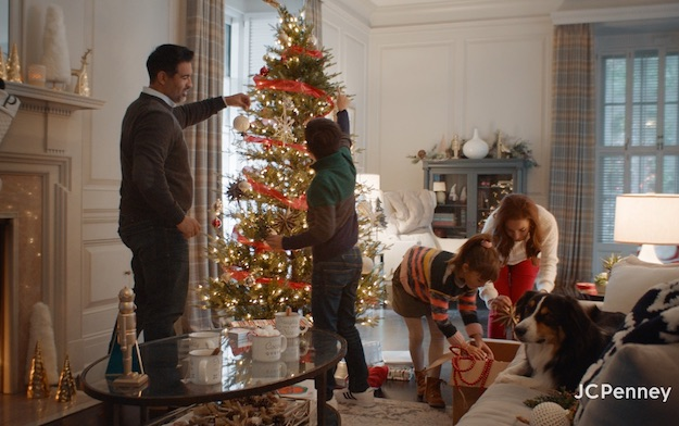 Jcpenney Christmas Photos 2021 Lucky Helps Jcpenney Deliver Holiday Wishes For Joy Comfort Peace Adsofbrands Net