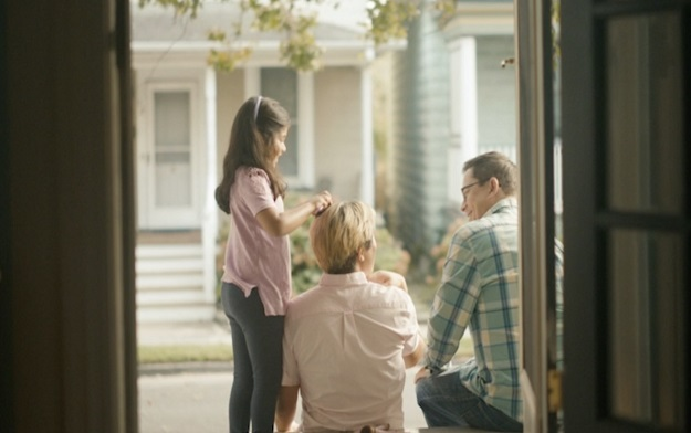 "Cut+Run's Stacy Peterson Edits Pantene's ""Family is #BeautifuLGBTQ"" Series Via Townhouse & Grey"