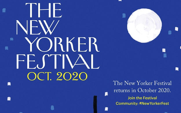 BUCK Develops Design System for the First-Ever Virtual New Yorker Festival