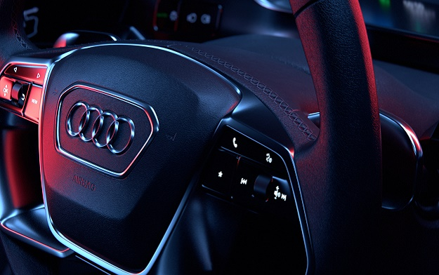 Romance and Audi Turn a Test Drive  into an Immersive Sensory Experience