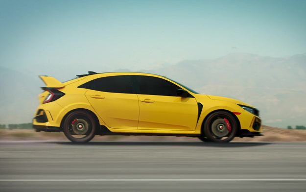 "Ad of the Day | Honda Releases New Social Media Campaign ""The Chase"" for Type R"