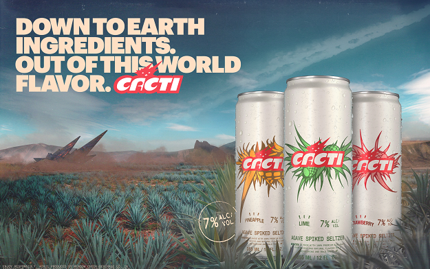 Travis Scott Founds New Brand CACTI, An Agave Spiked Seltzer