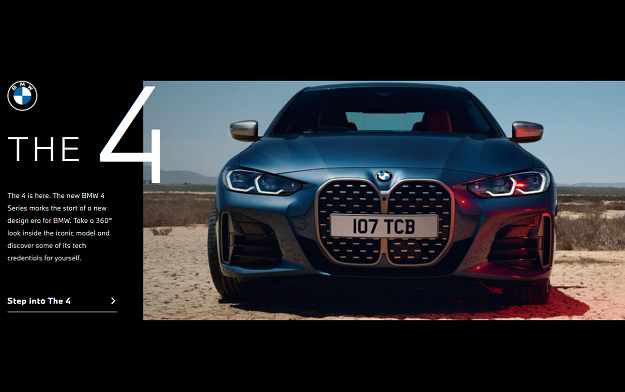 BMW Team up With Pinterest to Offer Car Buyers Immersive 360 Viewing Experience