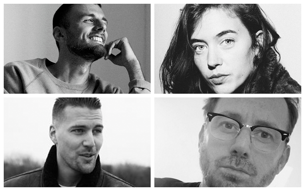 Amsterdam Production Company Revolver Starts the Year by Signing Four New International Directors