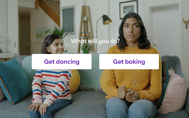 BT Launches New Interactive Campaign Where the Audience Controls the Story
