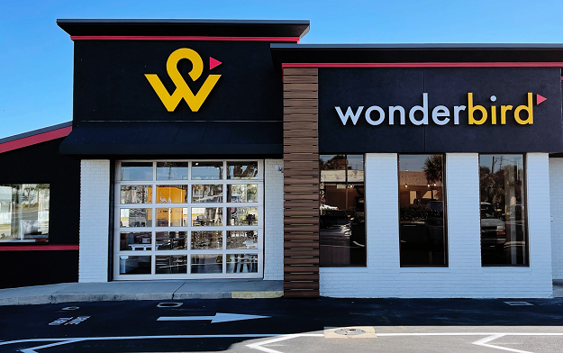 St. John Creates Full Brand Identity for Wonderbird