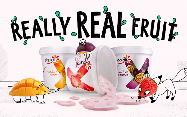 Buck Partnered With AJF in Melbourne to Craft a Series of Fun Stories for Yoplait