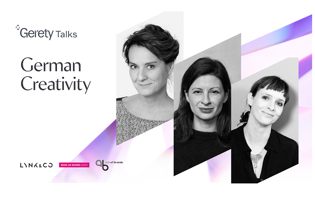 Gerety Awards Presents Gerety Talks: German Creativity