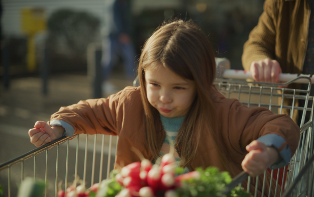 French Retailer Intermarche And Creative Agency Romance Present Their New Baby