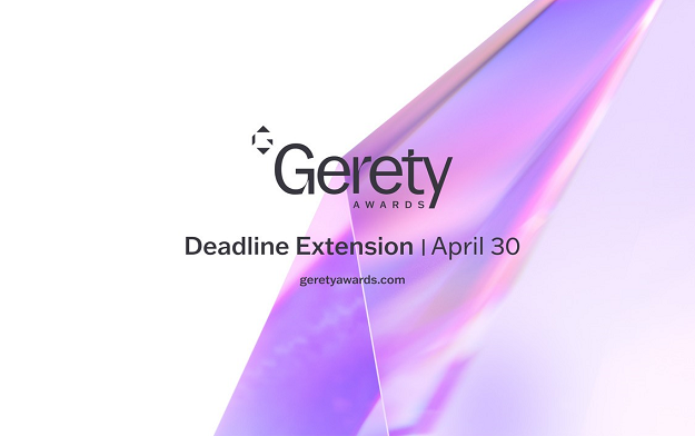 The Gerety 2021 Deadline Has Been Extended Until April 30