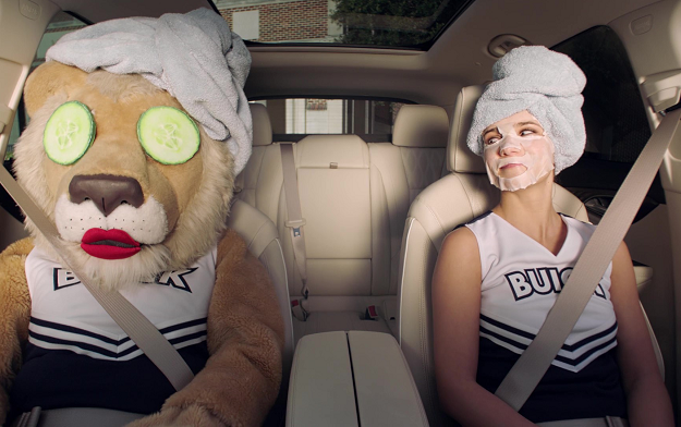 """kaboom and Director Jordan Brady Help Buick """"Envision"""" March Madness"""