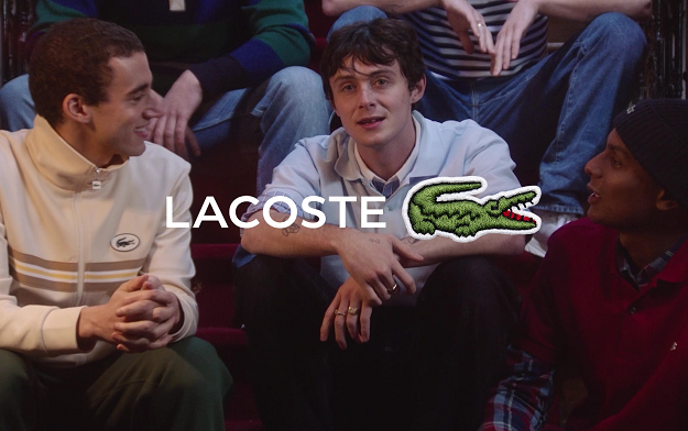 Lacoste Releases New Brand Campaign by BETC: Crocodiles Play Collective