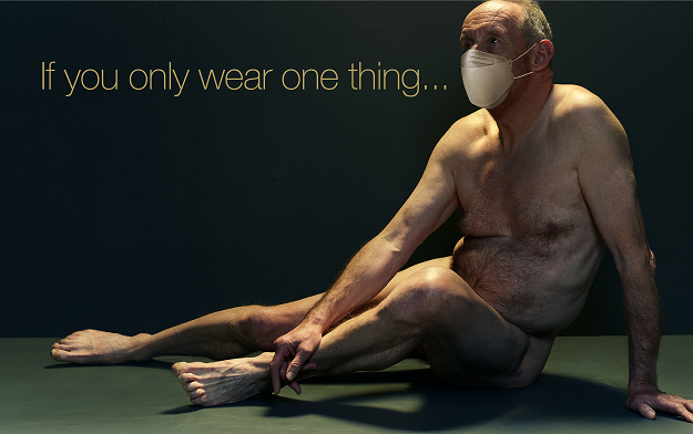 Provocative New Campaign From Boys + Girls Highlights The Importance Of Wearing A Mask