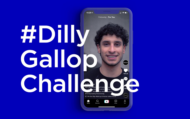 Serviceplan Switzerland Teamed Up With Dilly Socks To Get TikToker's Doing The Silly Walk