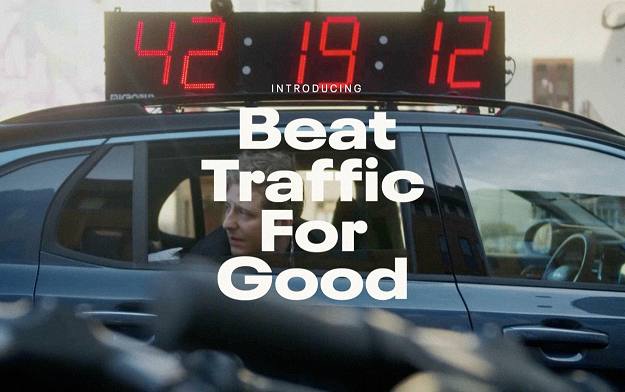 Ad of the Day   Tier Mobility and Around You Is Taking a Stand Against Traffic In Europe