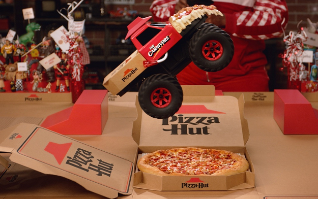 """WoodShop's Trevor Shepard Directs Pizza Hut """"The Carnivore"""" for GSD&M"""