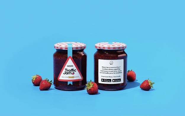 Other Creates The Only Jam You'll Want to Get Stuck Into This Summer In New Campaign For Waze