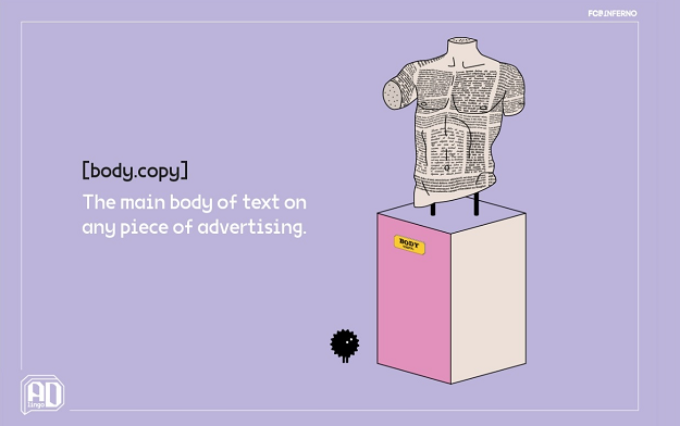 """FCB Inferno Juniors Create """"AdLingo"""" to Take the Confusion out of Advertising Jargon"""