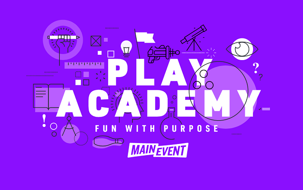 Main Event Makes Getting a High Score Educational With The Launch of Play Academy