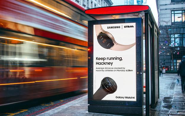 RAPP and Samsung UK Launch Unique Data-Driven Campaign with Strava