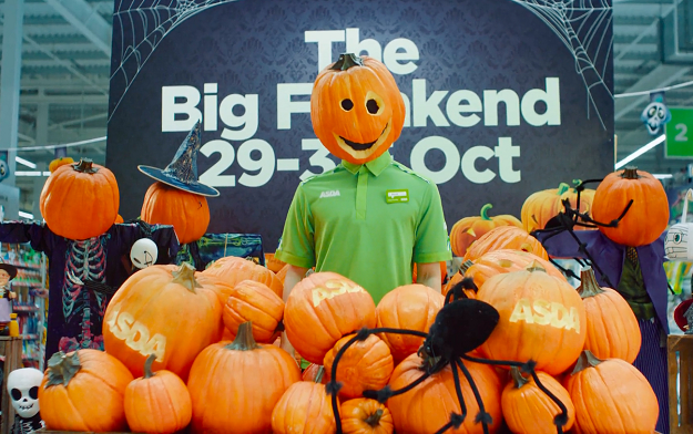 """Asda Has Unveiled Its New Halloween Campaign, """"The Big Freakend"""""""
